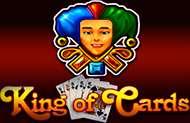 Эмулятор King of Cards от казино Вулкан Вегас