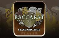 Играть онлайн бесплатно в слот Baccarat Pro Series Table game