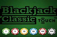 Онлайн игровой автомат Blackjack Classic