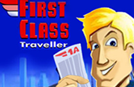 Онлайн игровой автомат First Class Traveller