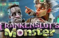 Онлайн слот на деньги Frankenslot's Monster