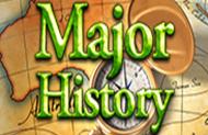 Игровой автомат Major History онлайн