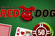 Демо онлайн аппарат Red Dog Progressive